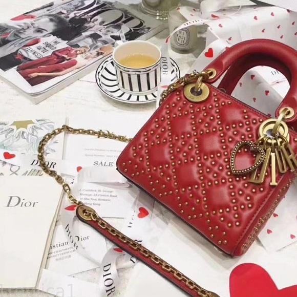 f42116969e Christian Dior Amour Lady Dior purse. M_5c31b85ac9bf500727b51cc1